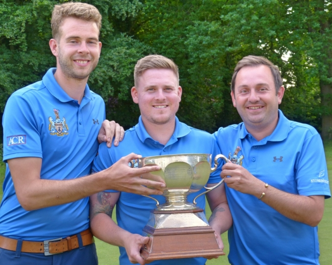 City retain Team Championship