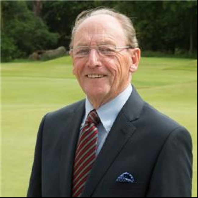 New President for England Golf